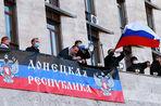 Фондовый рынок упал на 2,4–3,3% из-за новых проблем на Украине