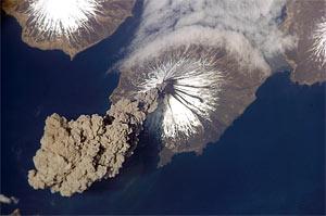 Исследование частиц пепла извержения вулкана Эйяфьядлаёкюдль