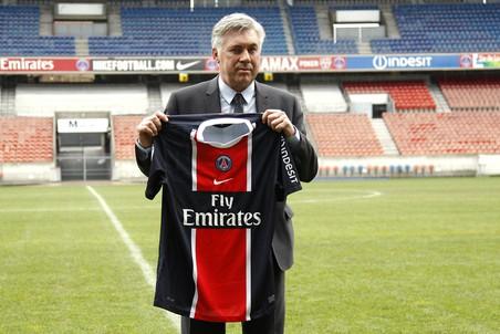 Анчелотти продолжил карьеру во Франции