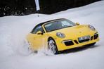 Тест-драйв Porsche 911 Carrera 4