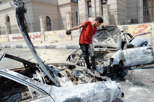Сторонники Мурси планируют новые акции протеста