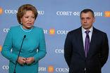 Совет Федерации поддержит вхождение Крыма в состав России