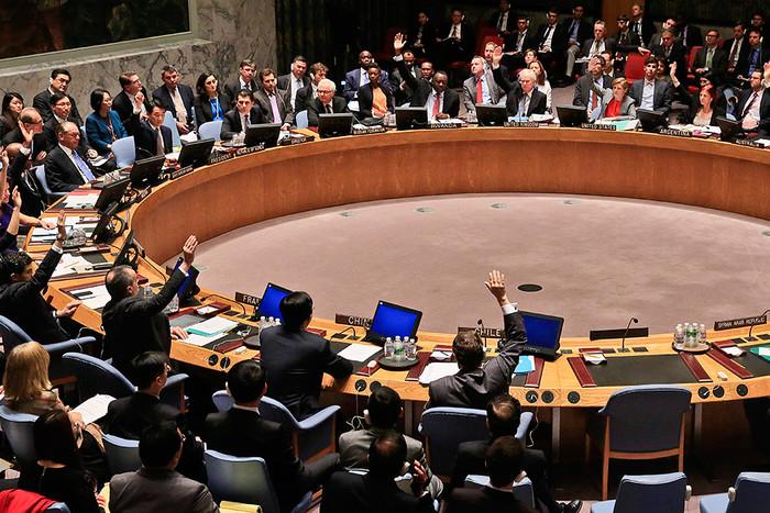 США сожалеют облокировке Россией ихрезолюции по изучению химатак