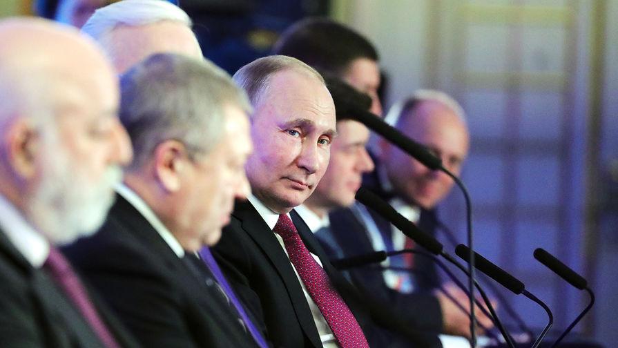 Деловые люди  не разузнали  В. Путина  обаресте Калви назакрытой встрече