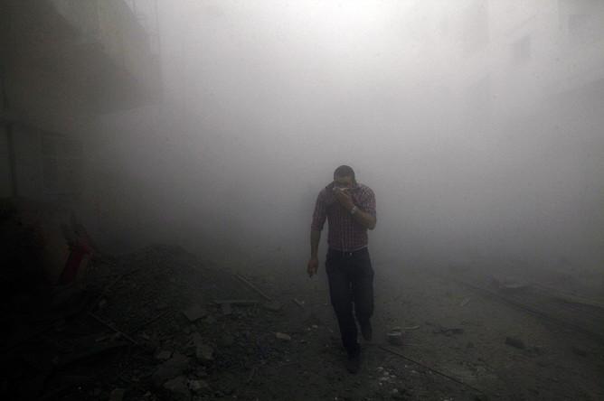 Сирийская армия нашла химическую лабораторию боевиков