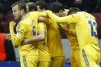 Текстовый онлайн матча сборных Украины и США