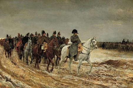 Жан-Луи-Энест Мейссонье. 1814 год