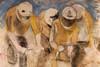 Выставка испанского живописца Игнасио Бургоса в Московском музее современного искусства