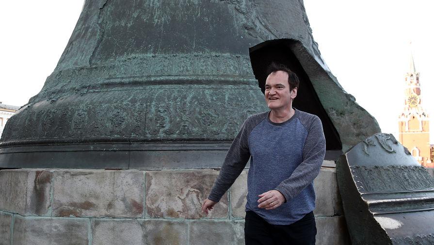 Прибывший в столицу Российской Федерации Тарантино узнал, как получить место для могилы вКремле