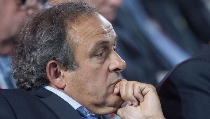 Сэкс-главы УЕФА Платини сняты все обвинения