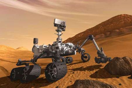 Curiosity должен проложить дорогу пилотируемой экспедиции на Марс