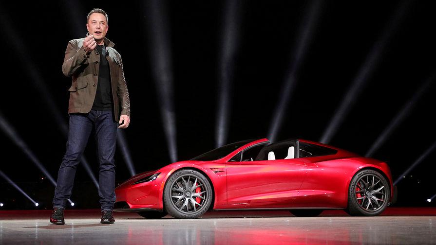 Акционеры Tesla подали всуд наМаска затвит оделистинге компании
