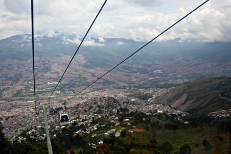 Фотопутешествие по Медельину (Колумбия)