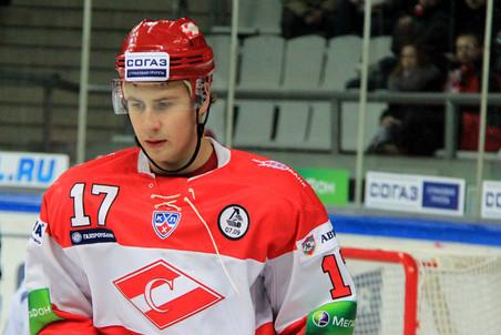 Артем Воронин считает, что в матче с «Авангардом» каждый игрок «Спартака»...