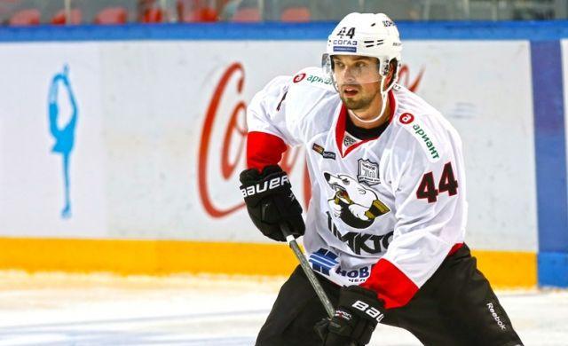 Хоккеист Кольцов будет защитником «Спартака»