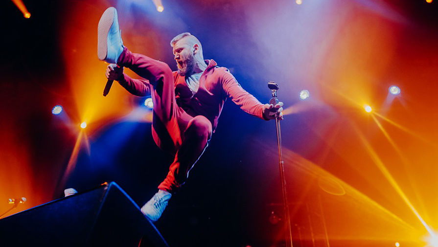 Солист Иван Дорн выпустил 1-ый английский альбом— «OTD»