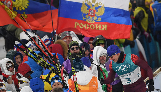 «Серебро» и«бронзу» завоевали русские олимпийцы вскелетоне илыжных гонках