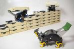 Ученые создали роботов, которые без руководителя способны строить здания, работая в команде