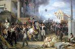 30 марта 1814 года союзная армия во главе с Александром I вошла в Париж