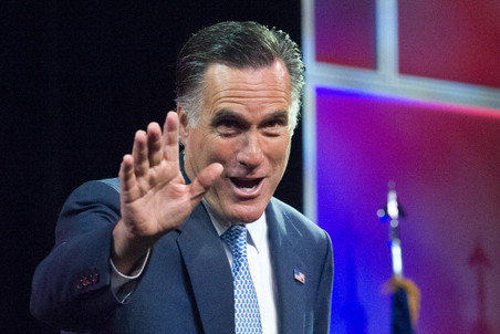 Romney rips Russia on campaign trail, but if elected may...