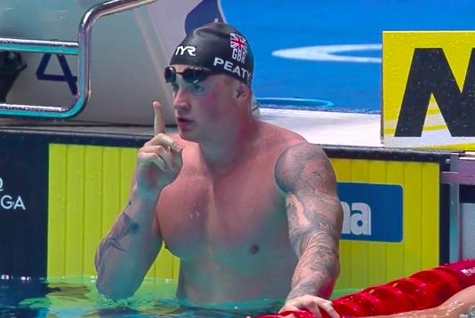 Россиянки вышли вполуфиналЧМ взаплыве на400м вольным стилем