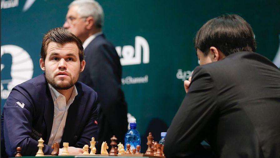 Федосеев лидирует после 1-го дня чемпионата мира вСаудовской Аравии, Карякин— 58-й
