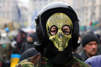 Как Харьков встретил революцию на Украине — в репортаже «Газеты.Ru»