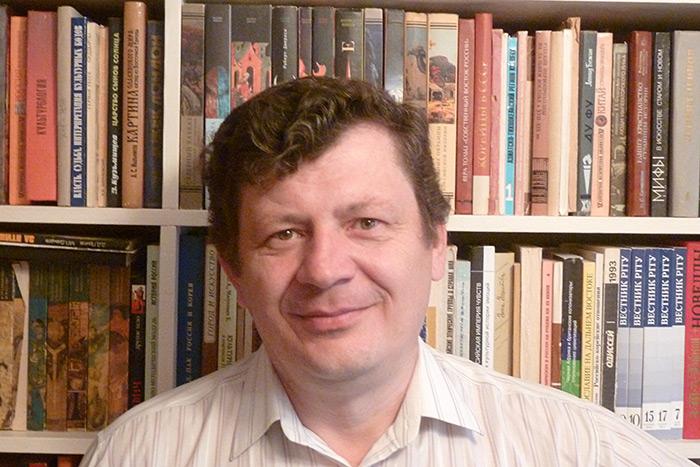 Журналист Вадим Нестеров
