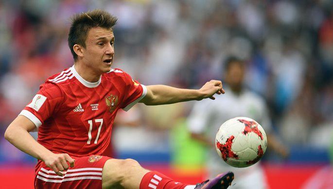 Русские клубы «подросли» врейтинге УЕФА
