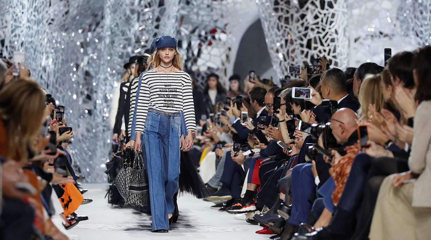 How Much Does It Cost Can you get tickets to paris fashion week