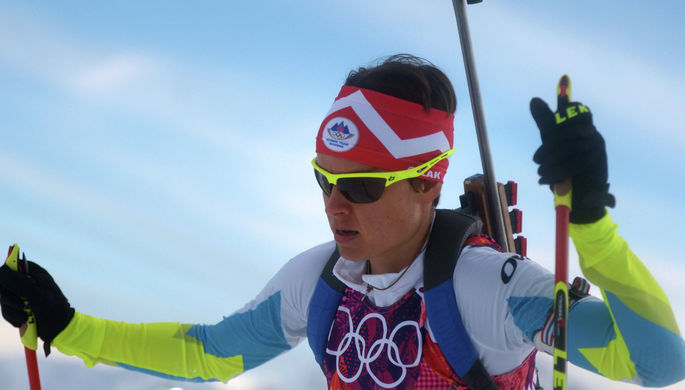 МОК аннулировал результаты биатлонистки Грегорин сОИ-2010 задопинг