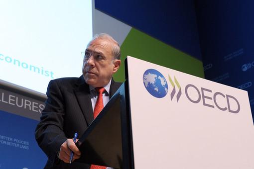 Генеральный секретарь ОЭСР Анхель Гурриа