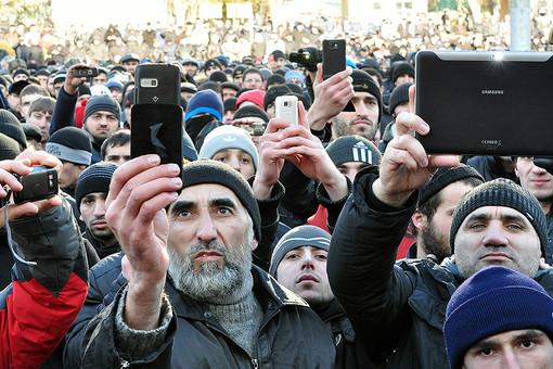 В лидерах должников среди регионов — жители Северо-Кавказского федерального округа