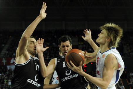 Андрей Кириленко признан лучшим игроком обороняющегося плана в Евролиге
