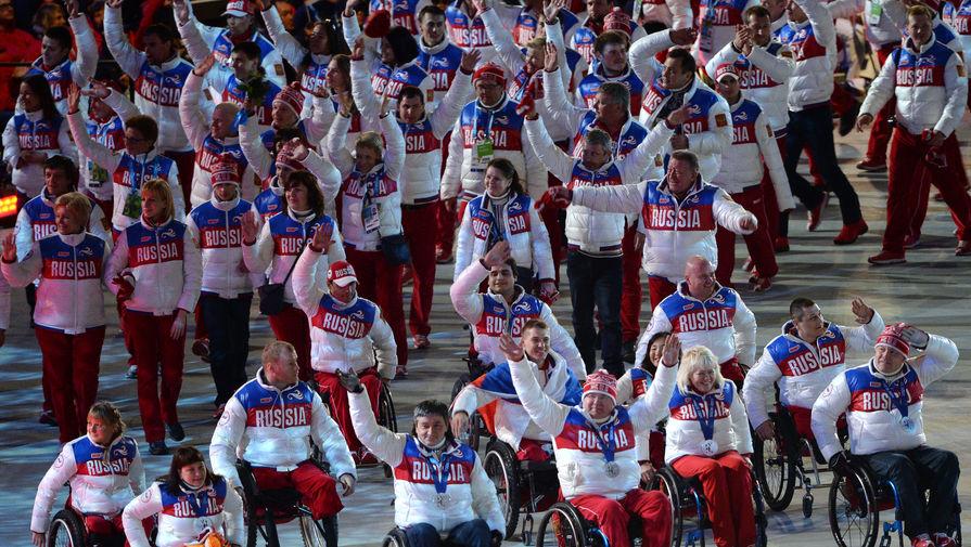 Паралимпийцам из РФ запретили упоминать в социальных сетях освоем гражданстве