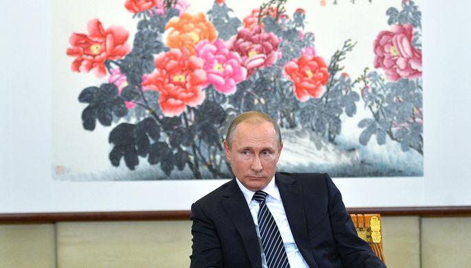 Путин иСиЦзиньпин подписали общее  объявление  Российской Федерации  иКитая— Дружба продолжается