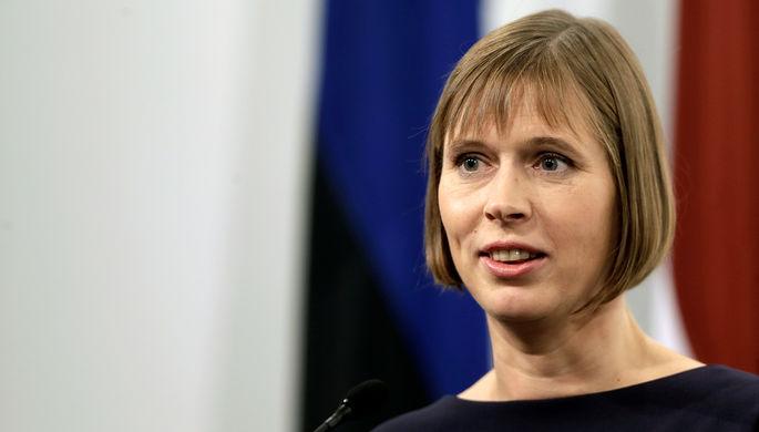Руководитель Эстонии назвалаРФ «сложным соседом», который разочаровывает