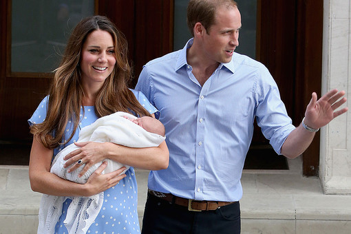 Сына принца Уильма и Кейт Миддлтон покрестят в конце августа