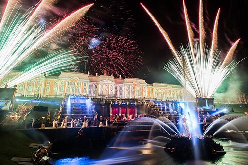 Праздник закрытия фонтанов в Государственном музее-заповеднике «Петергоф»