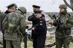 Штаб ВМС Украины в Севастополе взят штурмом «силами самообороны»