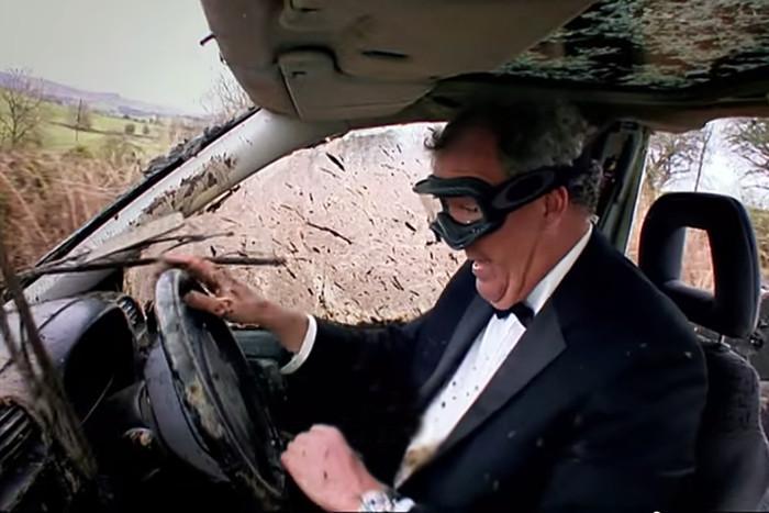 Джереми Кларксон будет снимать схожую с Top Gear