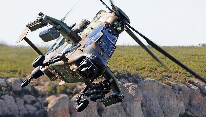 ВоФранции разбились военные вертолёты, погибли люди