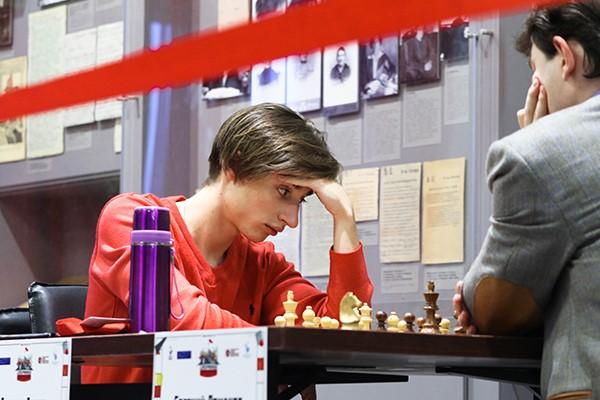 Саратовская шахматистка лидирует вСуперфинале чемпионата Российской Федерации