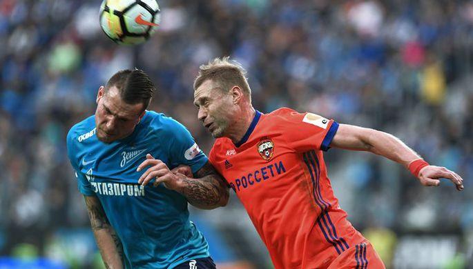 Защитник «Зенита» Иванович может пропустить концовку сезона