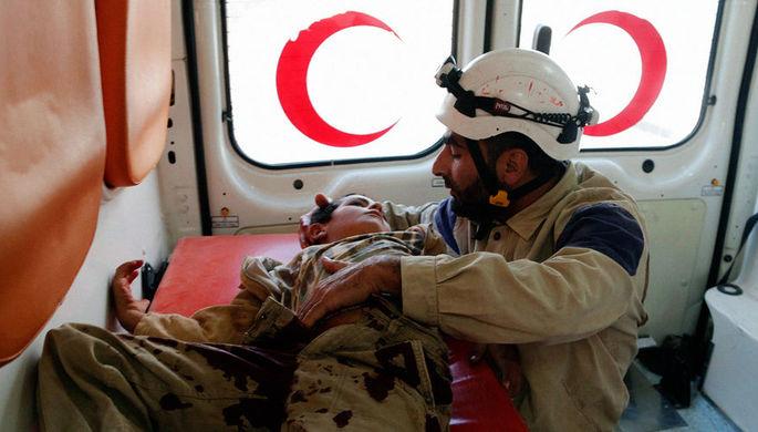 Съезд США желает восстановить поддержку «Белых касок» вСирии