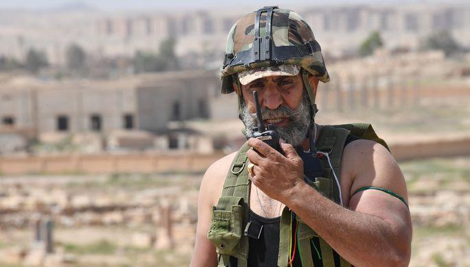 Армия САР зачистила все города Восточной Гуты оттеррористов
