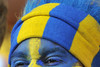 Шведский фанат
