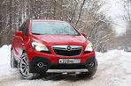 ���������� ����-����� Opel Mokka: ������ ����� ��������