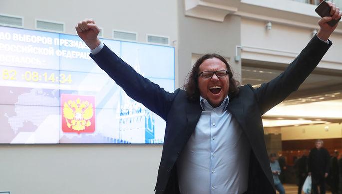 Центризбирком собирается отказать Навальному врегистрации