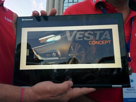 ��������� «��������» ���������� ����� ����� ������ Lada Vesta